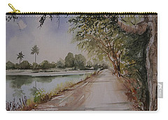 Village Road Carry-all Pouch