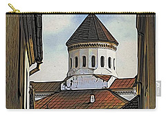Vilnius Old City Carry-all Pouch
