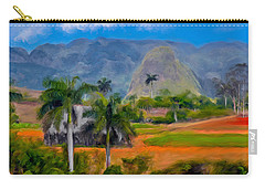 Vinales Valley. Cuba Carry-all Pouch