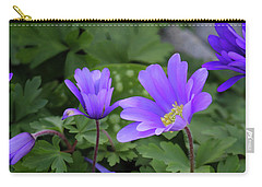 Vinca In The Morning Carry-all Pouch