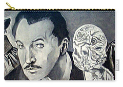 Vincent Price Carry-all Pouch