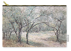 Vincents Olive Trees 2 Carry-all Pouch