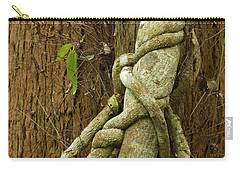 Carry-all Pouch featuring the photograph Vine by Werner Padarin