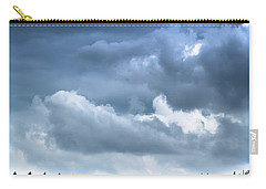 Vineyard 01 Carry-all Pouch by Edgar Laureano