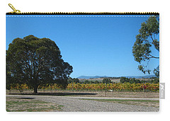 Vineyard Trees Carry-all Pouch