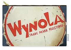 Vintag Bottle Cap, Wynola Carry-all Pouch