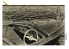 Vintage 1958 Chris Craft Utility Boat Carry-all Pouch