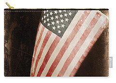 Carry-all Pouch featuring the photograph Vintage America by Barbara S Nickerson