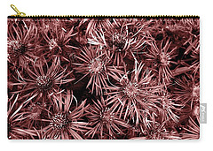 Carry-all Pouch featuring the photograph Vintage Asters by Danielle R T Haney