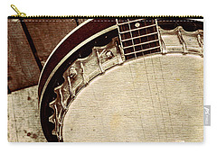 Vintage Banjo Barn Dance Carry-all Pouch