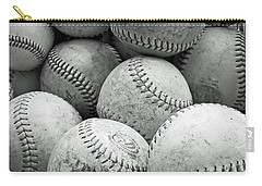 Vintage Baseballs Carry-all Pouch