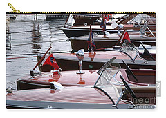 Vintage Boats Carry-all Pouch
