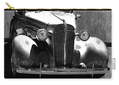 Vintage Car Art 0443 Bw Carry-all Pouch