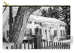 Carry-all Pouch featuring the photograph Vintage Classic by Kendall McKernon