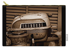 Vintage Evinrude Carry-all Pouch