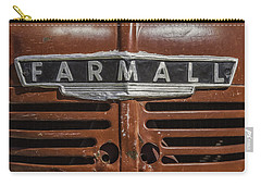 Vintage Farmall Tractor Carry-all Pouch