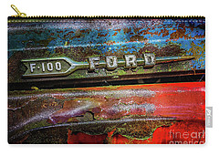 Vintage Ford F100 Carry-all Pouch