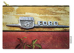 Vintage Ford Logo Carry-all Pouch