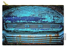 Vintage Ford Pick Up Carry-all Pouch