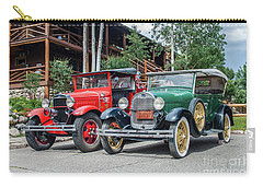 Vintage Ford's Carry-all Pouch