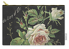Vintage French Perfume  Carry-all Pouch
