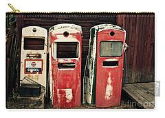 Vintage Gas Pumps Carry-all Pouch