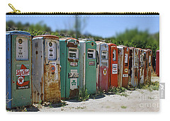 Vintage Gas Pumps Carry-all Pouch
