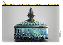 Vintage Glass Candy Jar Carry-all Pouch