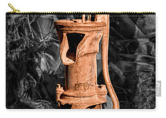 Vintage Hand Water Pump Carry-all Pouch