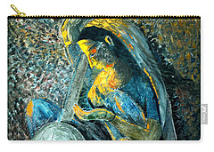 Vintage - Meera - Singing For Krishna Carry-all Pouch
