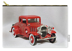 Vintage Model Fire Chiefcar Carry-all Pouch