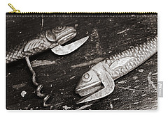 Carry-all Pouch featuring the photograph Vintage Openers  by Andrey  Godyaykin