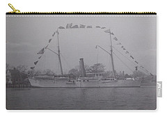 Vintage Photograph Usrc Boutwell New Bern Nc Carry-all Pouch
