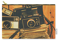 Vintage Photography Stack Carry-all Pouch