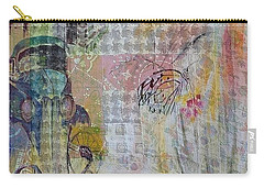 Vintage Quilt Series Nr 1 Carry-all Pouch