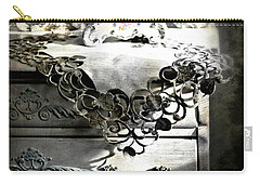 Carry-all Pouch featuring the photograph Vintage Time by Diana Angstadt