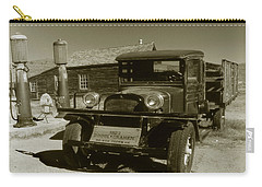 Old Truck 1927 - Vintage Photo Art Print Carry-all Pouch