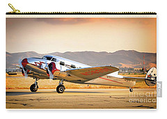 Les Whittlesey's Lockheed Electra 12a Carry-all Pouch