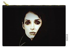 Vintage Winona Ryder Carry-all Pouch by Fred Larucci