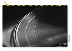 Vinyl Record And Turntable Carry-all Pouch by Angelo DeVal