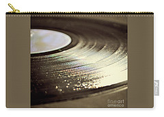 Vinyl Record Carry-all Pouch by Lyn Randle