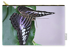Violet Clipper Butterfly V2 Carry-all Pouch