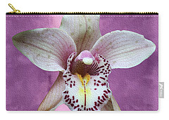 Violet Colored Lauritzen Orchid Carry-all Pouch