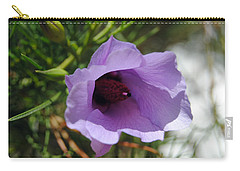Alyogyne Hakeifolia 2 Carry-all Pouch