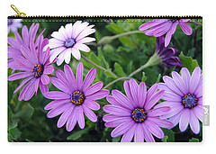 The African Daisy Flowers Carry-all Pouch