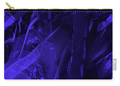 Violet Shine I Carry-all Pouch