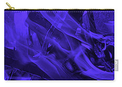 Violet Shine I I Carry-all Pouch