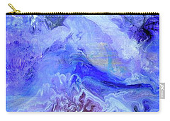 Violet Storm Carry-all Pouch