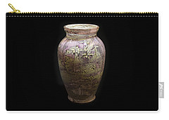 Violet Vase Carry-all Pouch