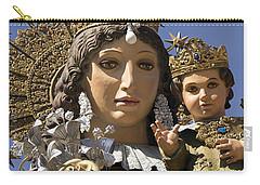 Virgen De Los Desamparados Carry-all Pouch